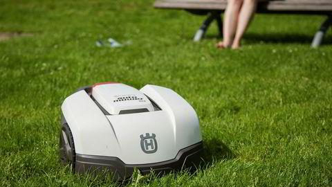 Insektekspert anbefaler folk å ikke bruke robotgressklipper.