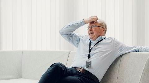 Equinor-sjef Eldar Sætre om tapene i USA i stort intervju: – Jøss, dette tas mye mer alvorlig enn vi trodde!