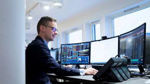 Sjeføkonom Bjørn-Roger Wilhelmsen i Nordkinn Asset Management mener det er for tidlig å si om stemningen for alvor har snudd i markedene.