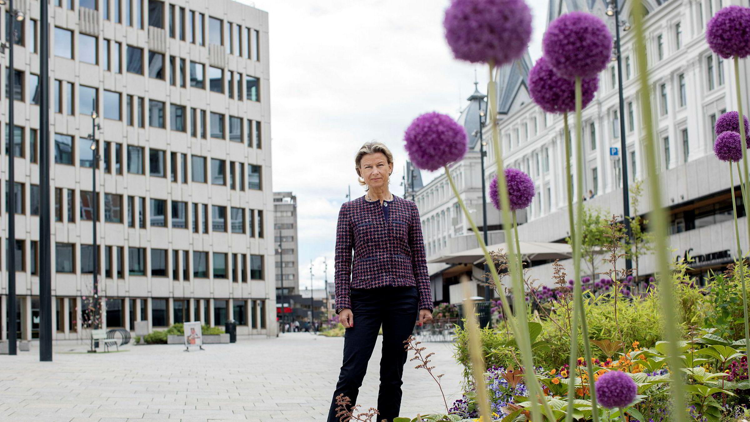 Partner Hanne Skaarberg Holen i Thommessen kjenner seg ikke igjen i undersøkelsen.