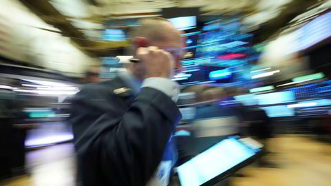 USA-børsene endte bratt ned onsdag.