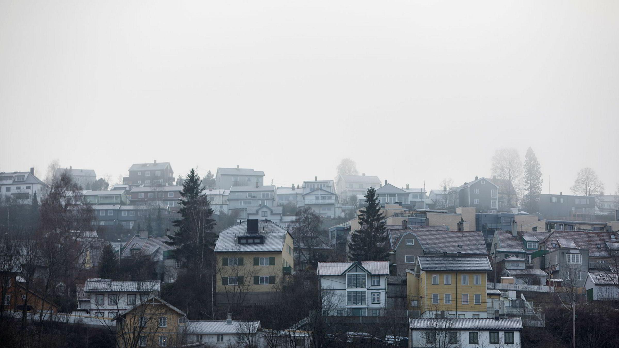 Ved å stramme inn på retningslinjene håper Norges Eiendomsmeglerforbundet at off market salg vil reduseres til et minimum. Bildet er fra Ekebergåsen i Oslo.