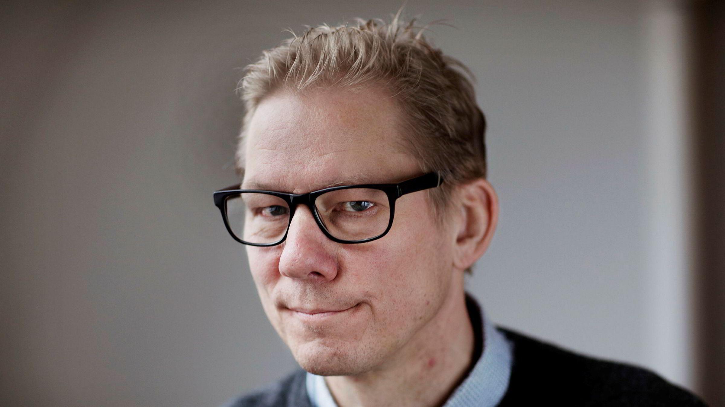 Martin Huseby Jensen slutter som ansvarlig redaktør i Journalisten.