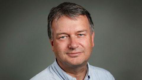 Øyvind Vasaasen, NRKs dab-sjef.