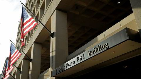 FBI-hovedkvarteret i
