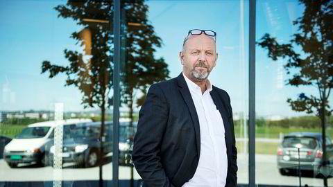Gründer Bjørn Rygg i BR Industrier ble i mange år lurt av sin økonomidirektør.