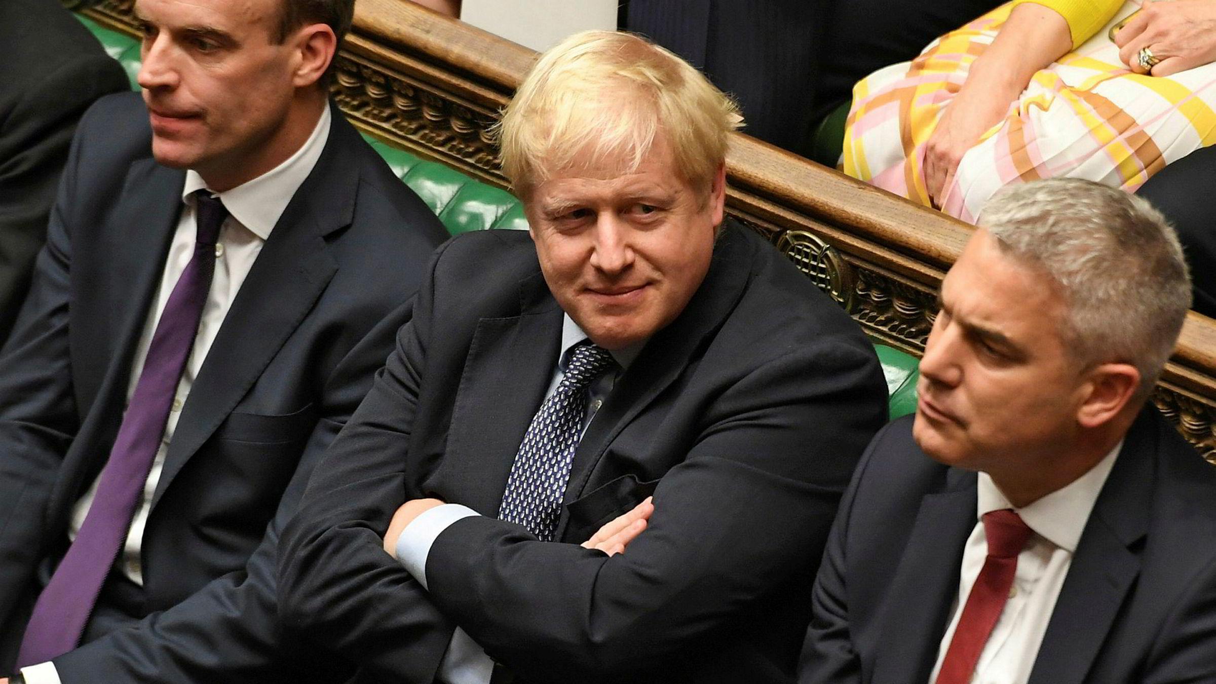 Storbritannias statsminister Boris Johnson er fortsatt selvsikker på at han vil klare brexit innen 31. oktober, skriver han i et brev til EU-president Donald Tusk.