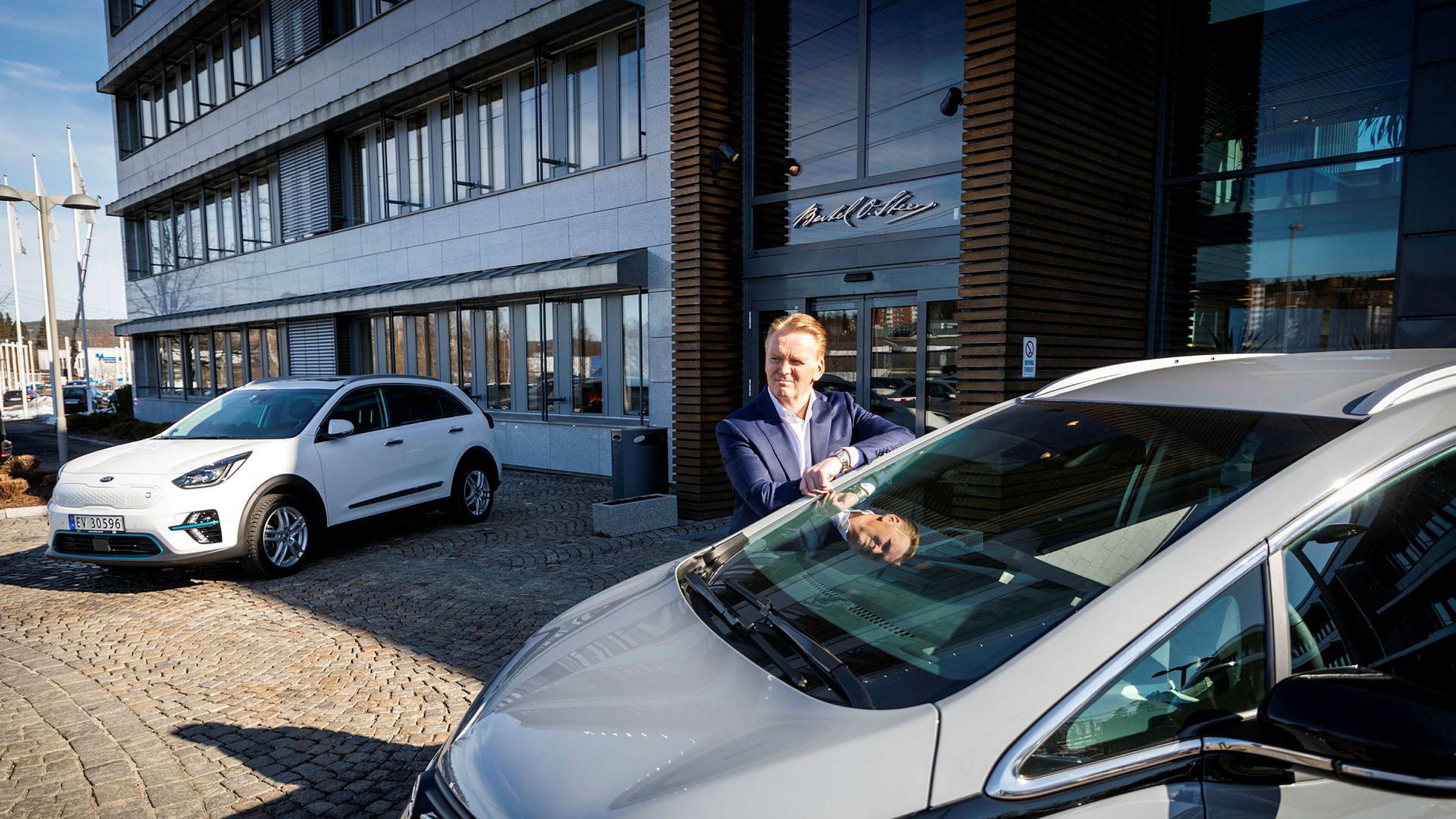 Under konsernsjef Bjørn Maaruds ledelse har Bertel O. Steen fått inn nye bilmerker som Citroën, DS og Opel. Nå gir han seg.