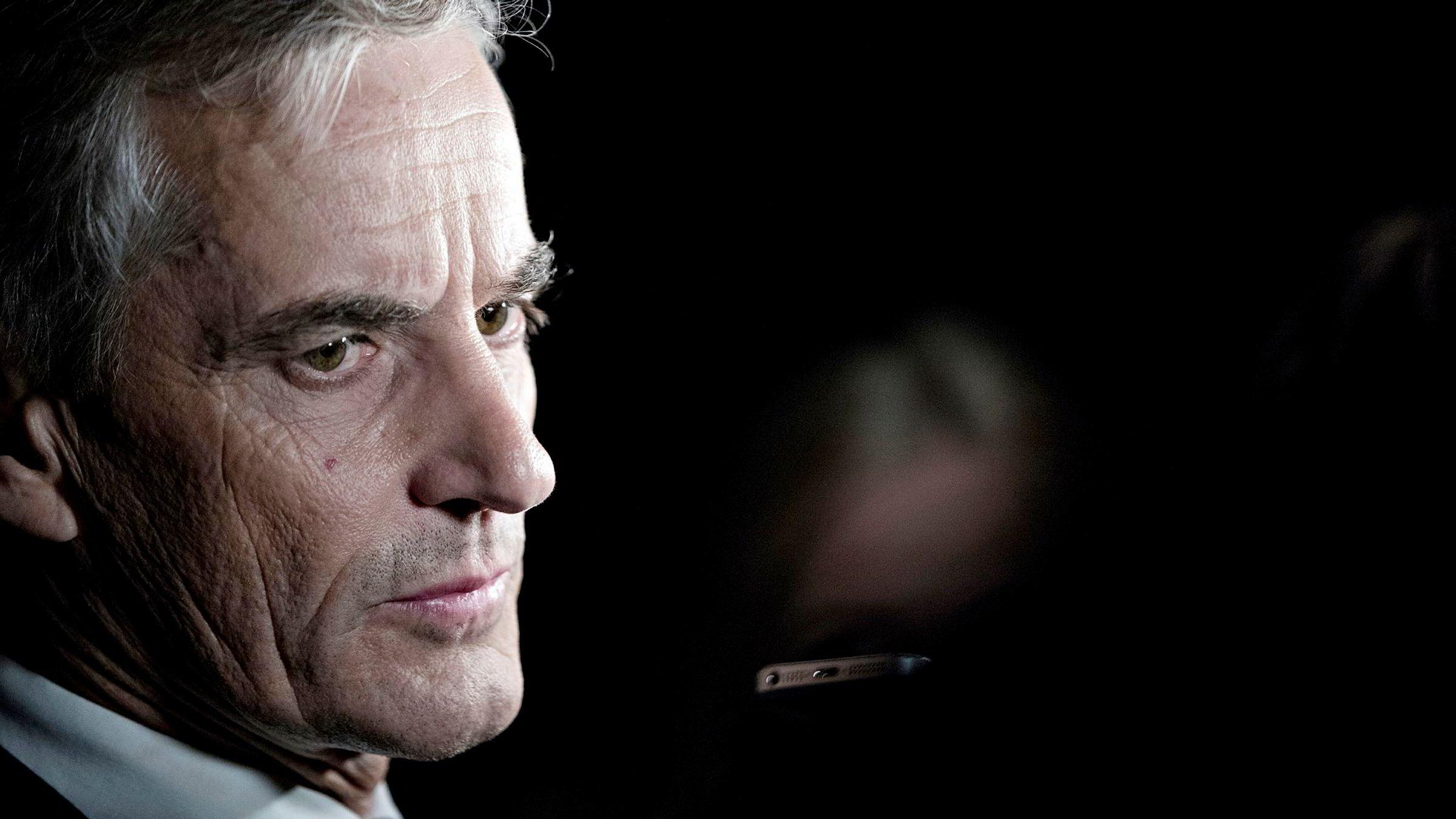 – Skatteparadis er et problem, sier Ap-leder Jonas Gahr Støre.