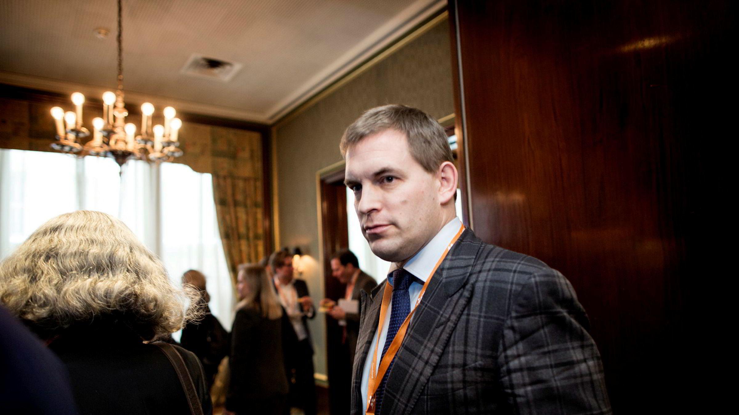 Frederik W. Mohn har vært nest største eier i Fjord1 siden våren 2017, og vært med i styret i hele perioden.
