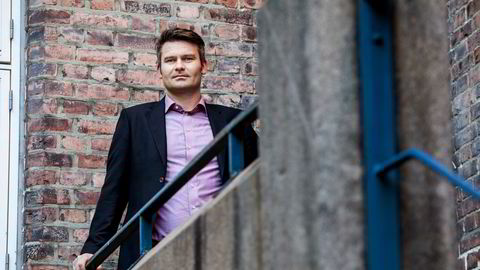 Sjeføkonom Roger Bjørnstad i LO.