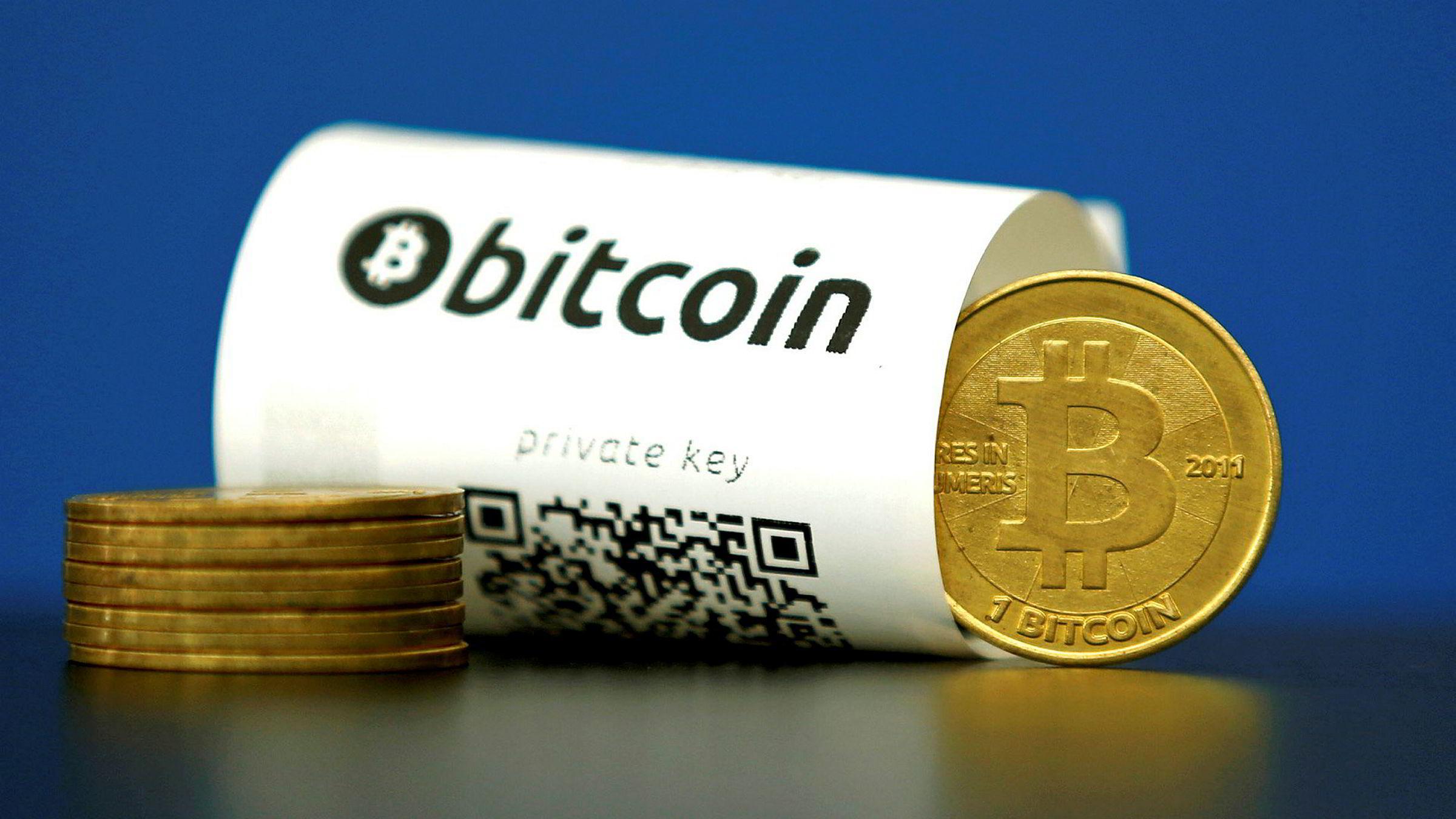 Bitcoin-nettverket krever stadig mer strøm, i takt med at kursen øker.