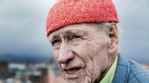 Olav Thons ektefelle, Inger Johanne Thon døde i slutten av april. Foto: Håkon Mosvold Larsen / NTB scanpix