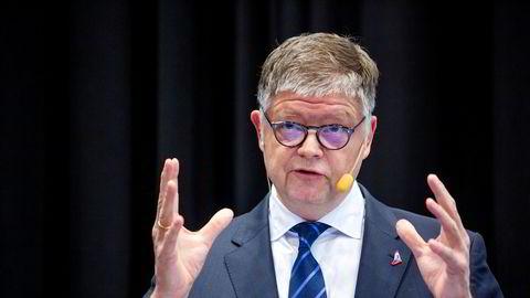 Norwegian-sjef Jacob Schram kjemper for at Norwegian skal overleve