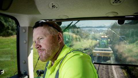 Fra gaselle-vinner til konkurs på to år, men Lloyd Sundstøl vil plukke med seg det beste og gå i gang på nytt med sin selvutviklede knusemaskin.