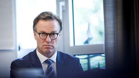 Styreleder Olav H. Selvaag i Selvaag Bolig.