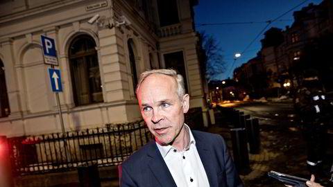 Krefter i Høyre vil skifte ut Jan Tore Sanner som nestleder i Høyre.
