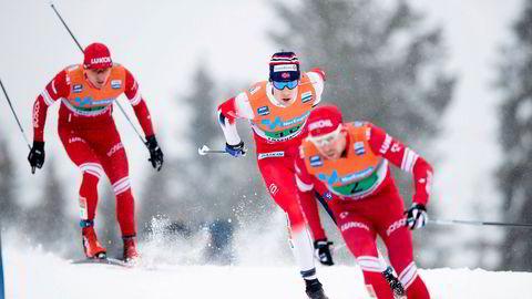 Fra 2021 må du se nordmenn konkurrere mot russere i langrenn i på TV3 og Viaplay-eier Nents kanaler, og ikke på NRK.