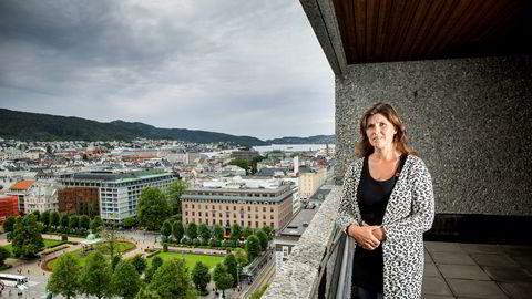 Varaordfører Marita Moltu i Bergen forlater KrF. I helgen deltok hun på et arrangement med Partiet De Kristne.