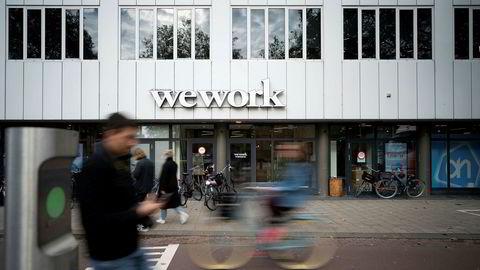 Wework sliter tungt. Nå har selskapet hentet 15,8 milliarder kroner i friske penger.