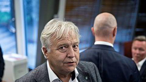 – Hadde det ikke vært for Viken Skog, hadde ikke fabrikkene i Halden og i Skogn vært i drift, sier styreleder Olav Peder Breivik i Viken skog.