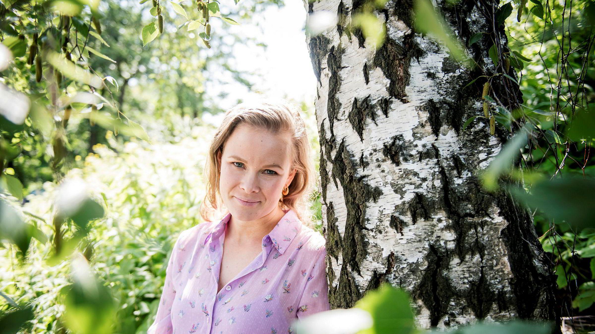 Ansvarlig redaktør og direktør i VO Ung, Martine Lunder Brenne, har ikke bestemt seg for om merkevaren skal leve videre eller ikke.