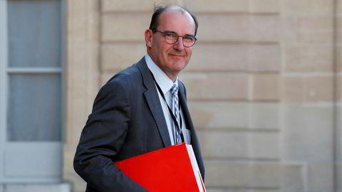 Den nye statsministeren Jean Castex.