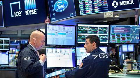 Forrige uke gikk de amerikanske børsene gjennom sin verste uke siden finanskrisen.