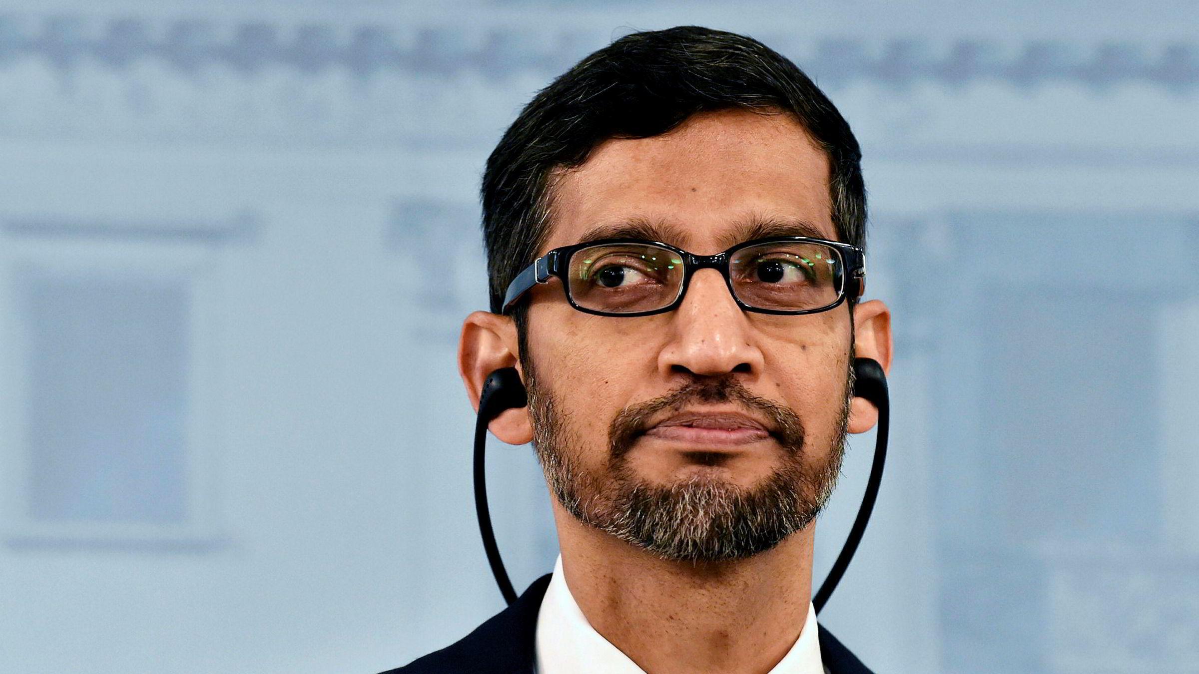 Administrerende direktør Sundar Pichai har besluttet at Google ikke lenger skal ha TGIF-møter hver uke.