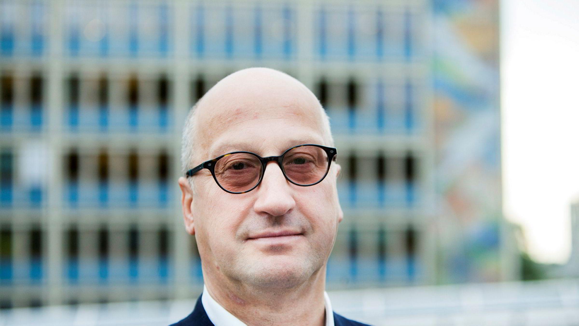 Partner og Chief Investment Officer i Arctic Asset Management, Albert Collett.