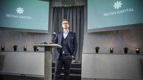 Mens storebror Ole Robert Reitan la frem fallende tall for Rema denne uken, kan lillebror Magnus Reitan vise til nærmere 13 prosent avkastning på familiens milliardsparegris som er satt i aksjer og obligasjoner.