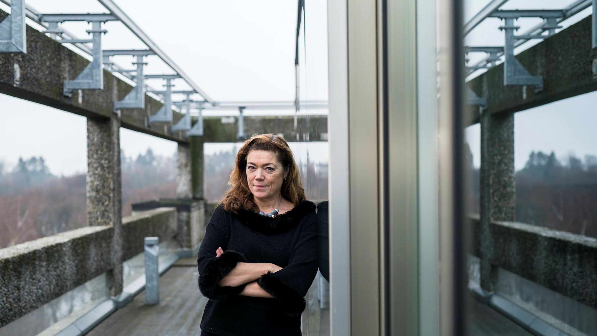 NHO-leder Kristin Skogen Lund vil ha en ny Afp-ordning, men ikke betale mer for den.