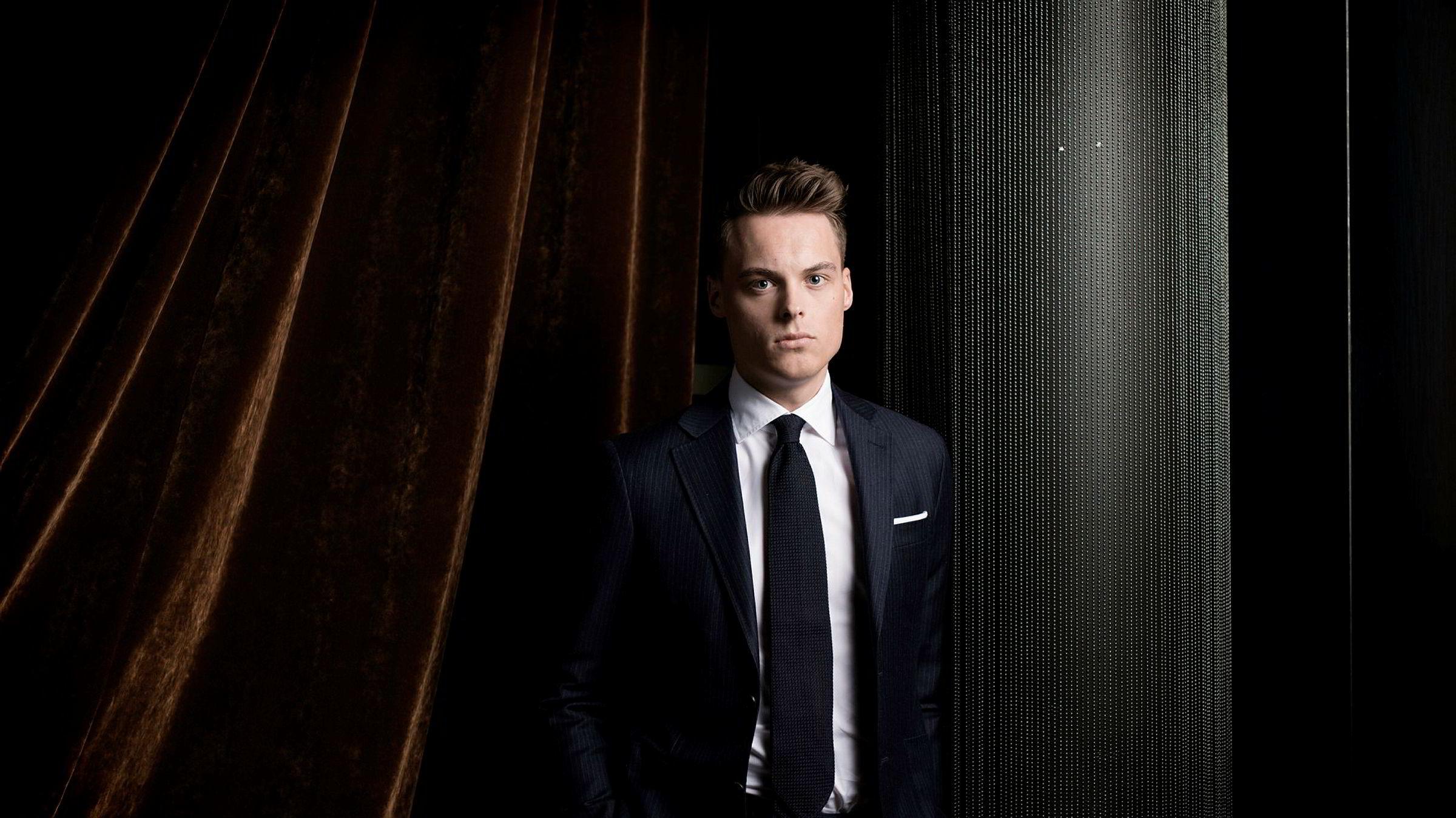 Gustav M. Witzøe investerer i utleieplattformen Husleie.no