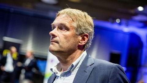– Vi vil jobbe hardt for å styrke kundebasen, sier administrerende direktør Abraham Foss i Telia Norge.