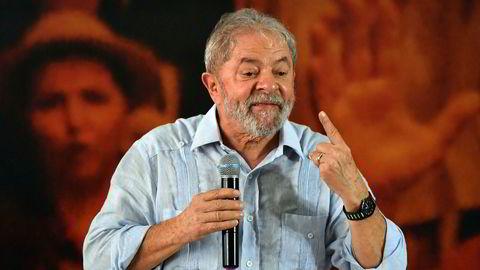 Brasils tidligere president Luiz Inacio Lula da Silva er nektet å reise utenlands.