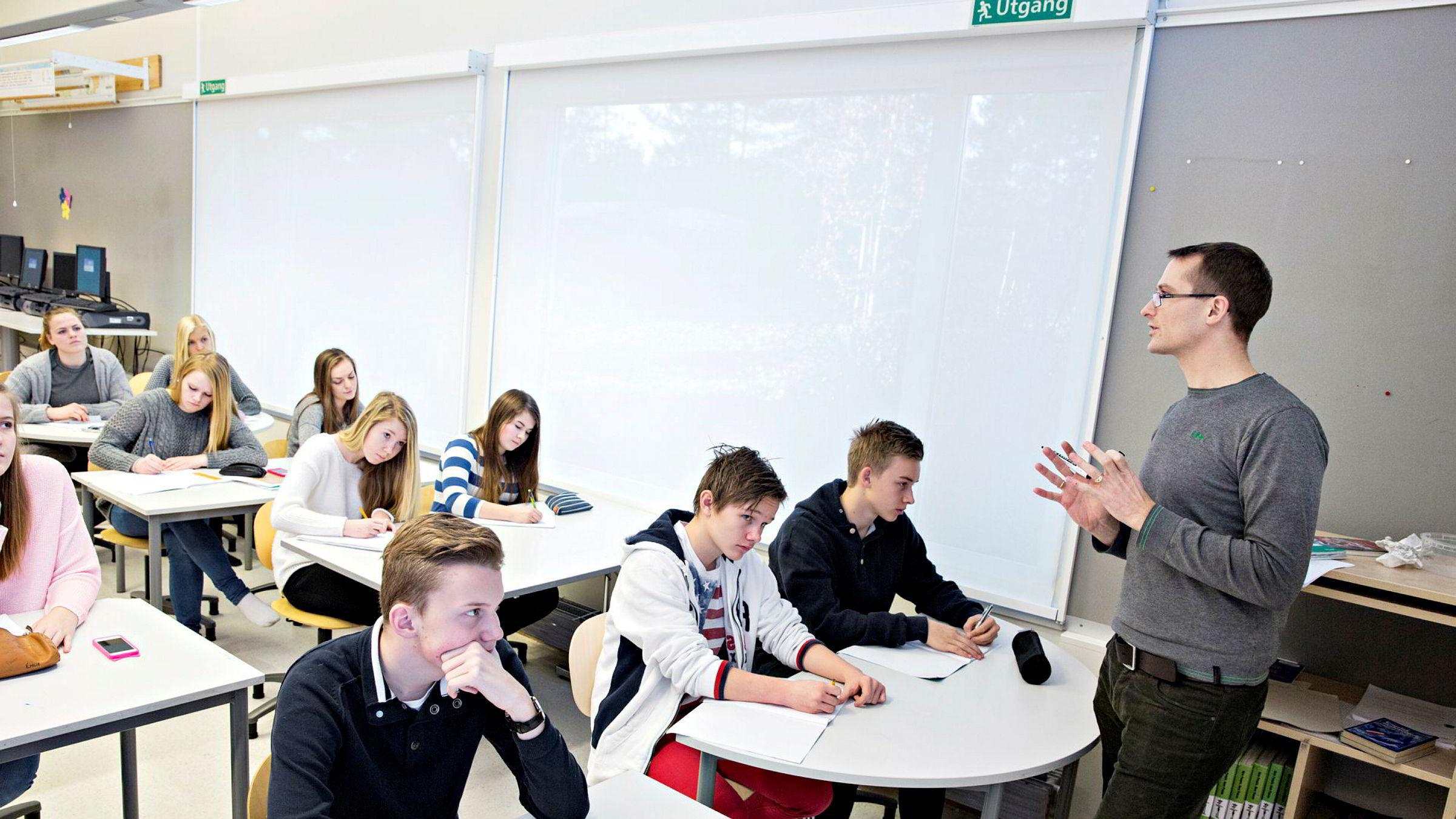 OECD har stått bak Pisa-tester av ferdigheter i lesing, matematikk og naturfag over hele Europa siden 2000, også i norsk skole.