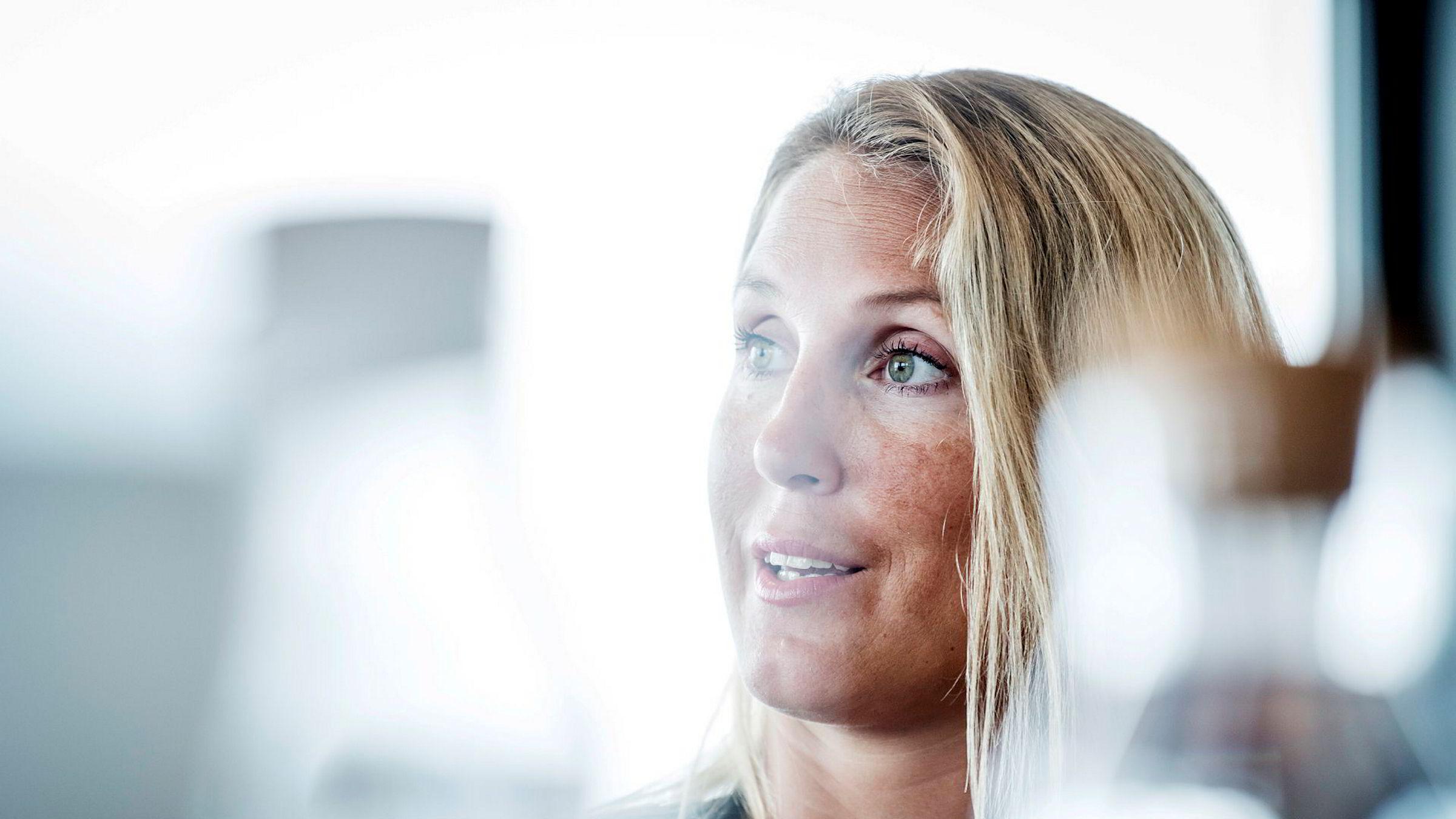Sjefstrateg Erica Blomgren i SEB tror ikke Norges Bank kommer til å endre rentebanen.