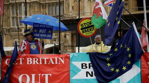Brexit-prosessen fortsetter med fortsatt usikkerhet om det endelige utfallet.