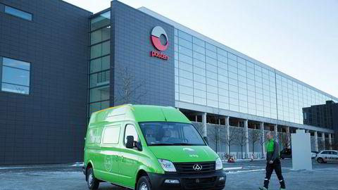 Posten og Kjell Arne Hagen skal teste den kinesiske elvarebilen Saic Maxus EV80.