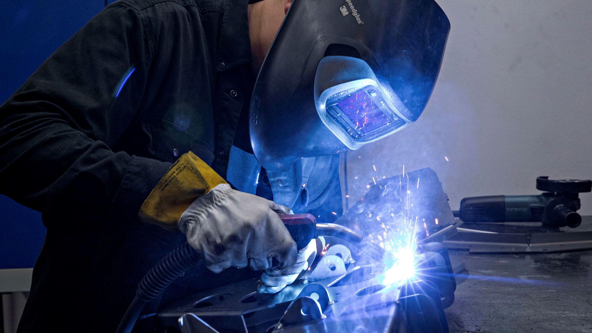 Norsk Industri melder om store sprik mellom medlemsbedriftene.
