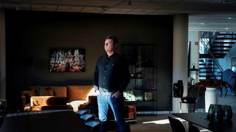 Interstil-konsernet med Roar Høiland i spissen vokser og tjener penger takket være vekst internasjonalt.