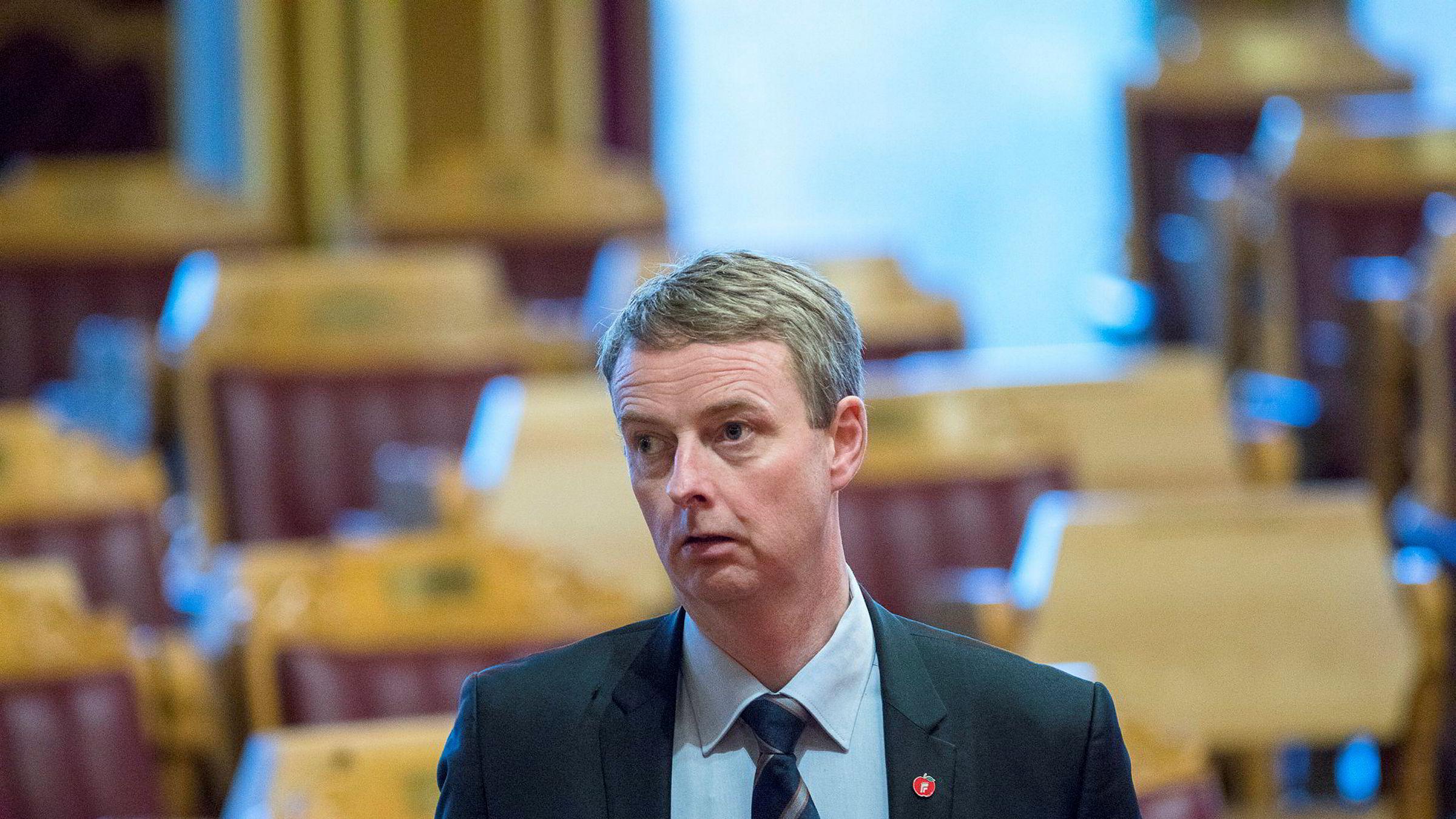 Olje- og energiminister Terje Søviknes har utlyst årets TFO-konsesjonsrunde for såkalt modne leteområder på norsk sokkel.