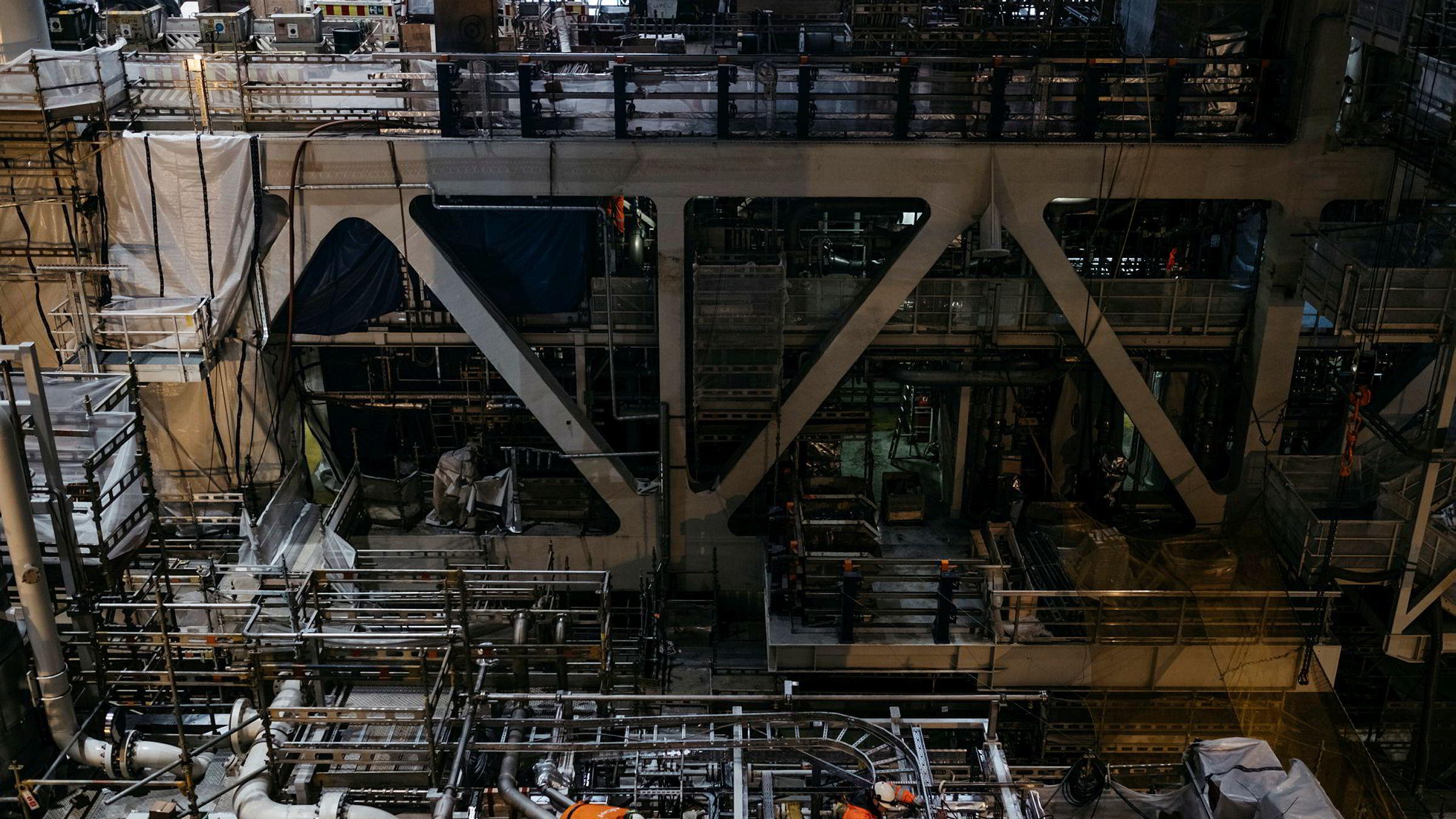Aibel får stadig flere jobber jobber innen fornybar industri.