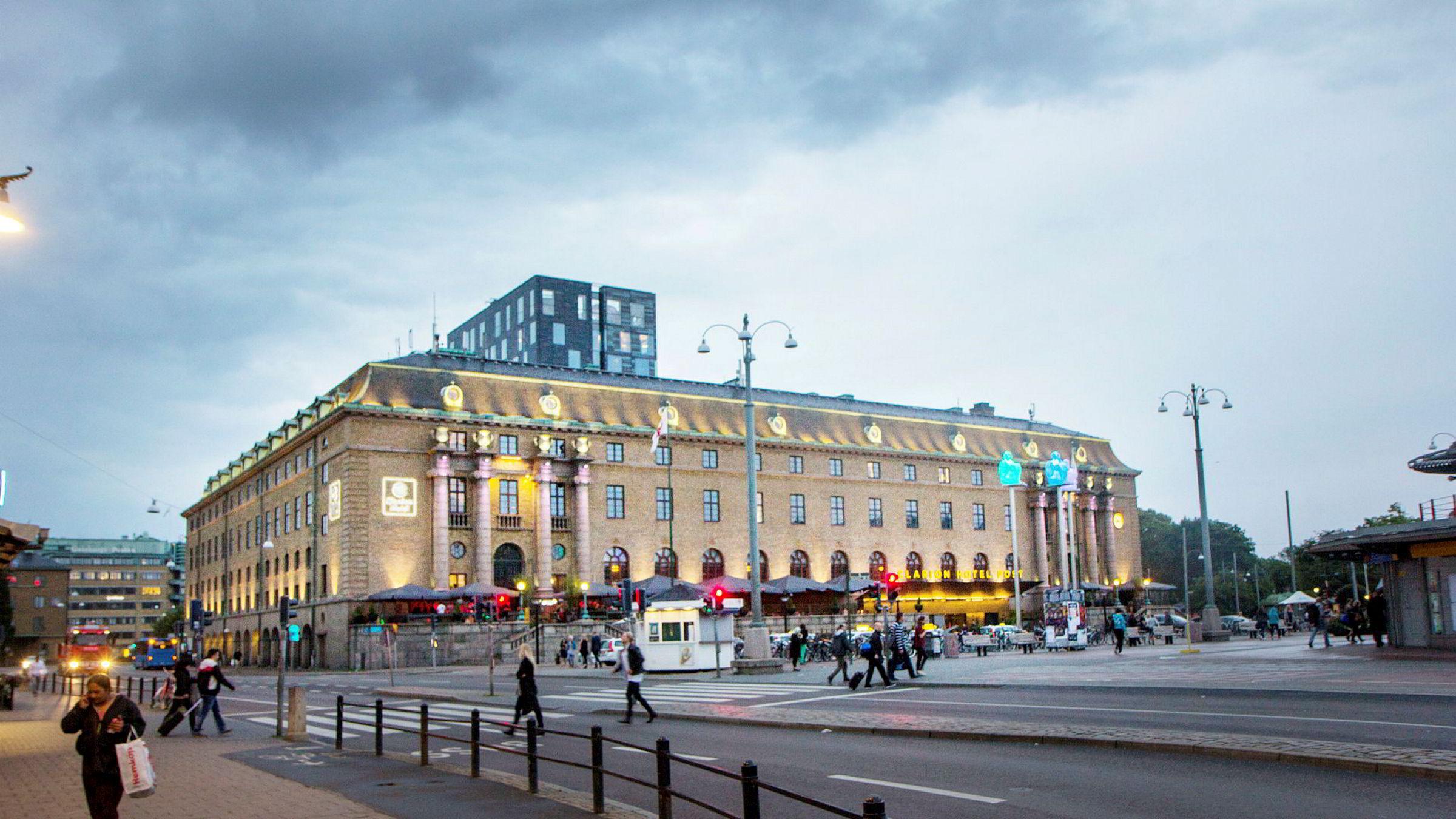 Forsikringsselskapet If advarer om at mange nordmenn opplever bilinnbrudd i den svenske byen Gøteborg.