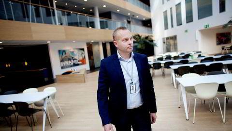 – Tenk på hvor mange ansatte som blir sikret jobber fremover, sier Apply-topp Trond Rosnes.