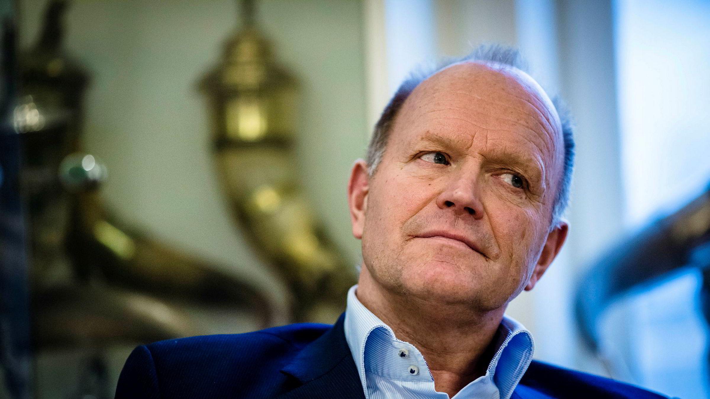 Anders Nissen i hotelleiendomsselskapet Pandox avviser bestemt å forhandle om redusert hotelleie med Petter A. Stordalen og andre leietagere.