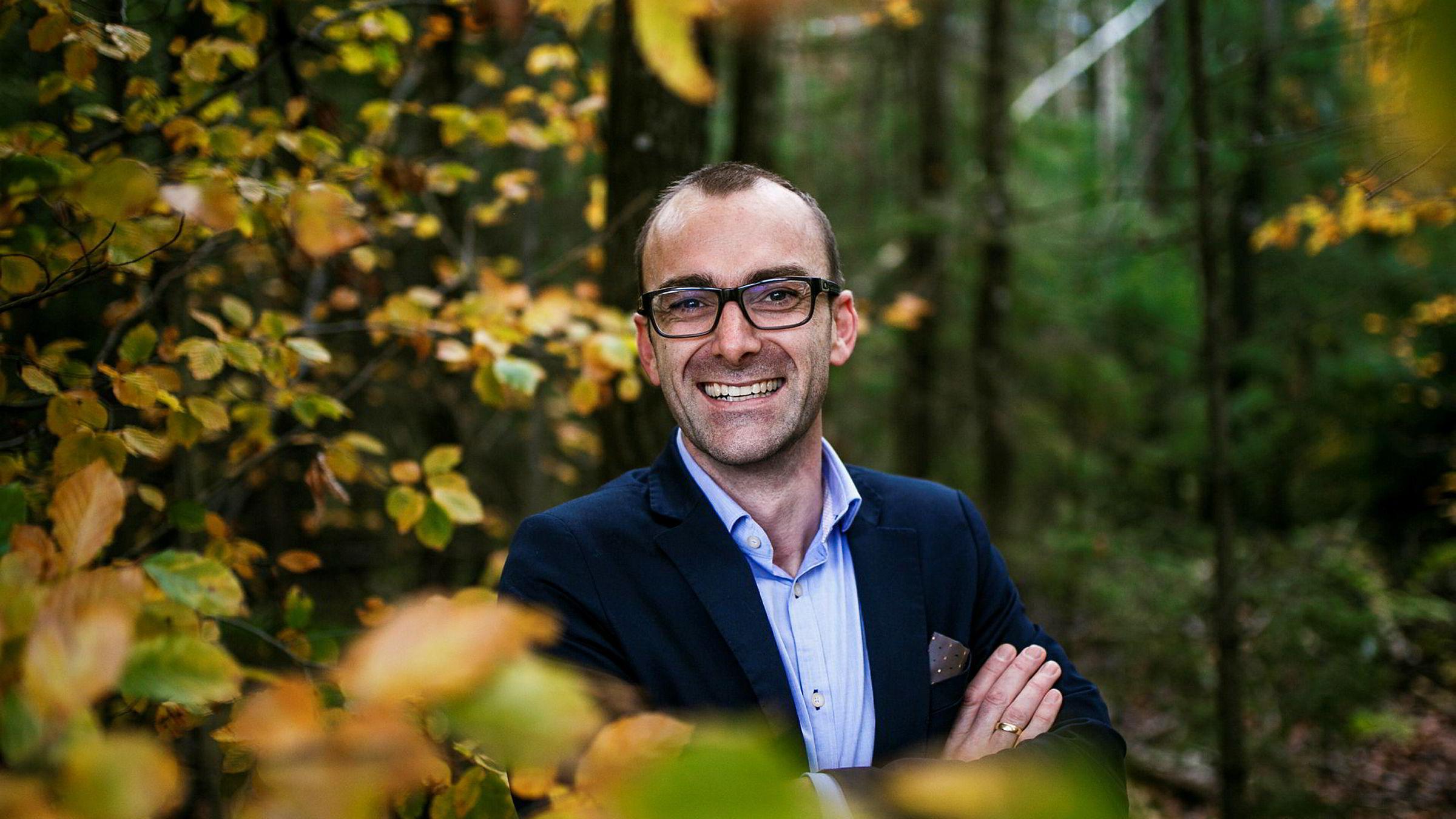 Gründer og daglig leder Arnt Ree i konsulentselskapet Innowin bistår kundene blant annet med å søke om støtte til innovasjonsprosjekter fra Innovasjon Norge, Forskningsrådet og Enova.