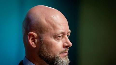 Avtroppende oljefondssjef Yngve Slyngstad har i 2020 vært vitne til de mest dramatiske svingningene i fondets historie.