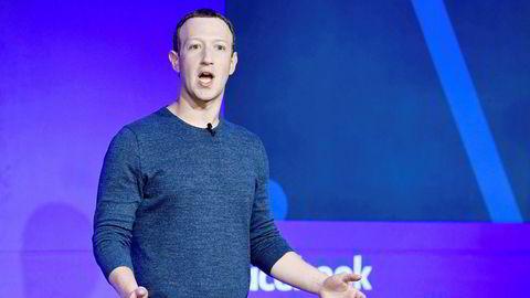Facebook trapper opp med flere tiltak for å unngå at plattformen blir misbrukt til å påvirke velgere og spre desinformasjon i forbindelse med valget i USA neste år. Foto: Thibault Camus/ AP/NTB Scanpix