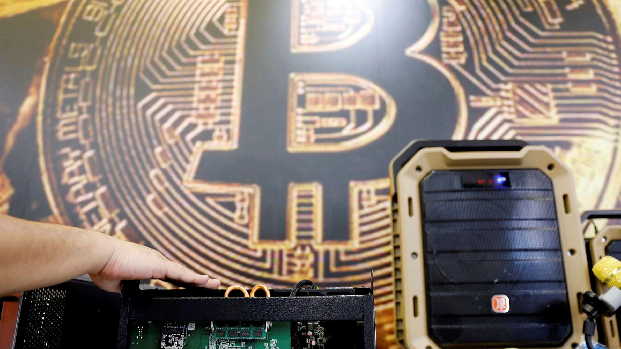 Torsdag koster en bitcoin 6500 dollar.